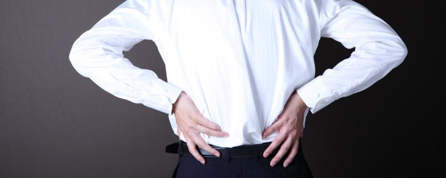 脊柱管の症状